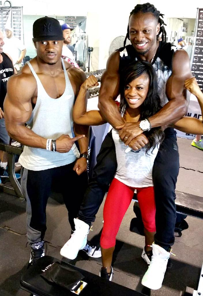 @ulissesworld thought I couldn't pick him up and @simeonpanda thinks we are both crazy!