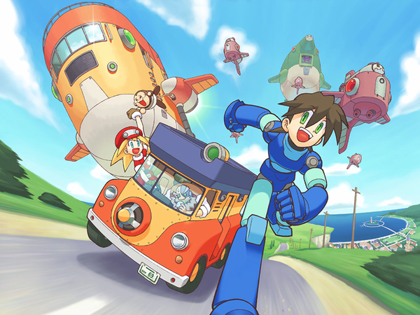 It's finally happening, folks! Mega Man Legends is coming to PSN on September 29th!! https://t.co/Xqk2YoHZgh #MML3 http://t.co/nFs1YUwR9u