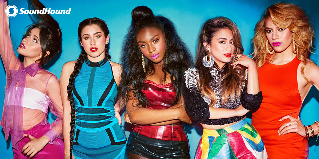 Moviegoers, SoundHound @FifthHarmony in the @ScreenvisionLLC pre-show to watch the video for #I'mInLoveWithAMonster ! http://t.co/cTpak9kZmw