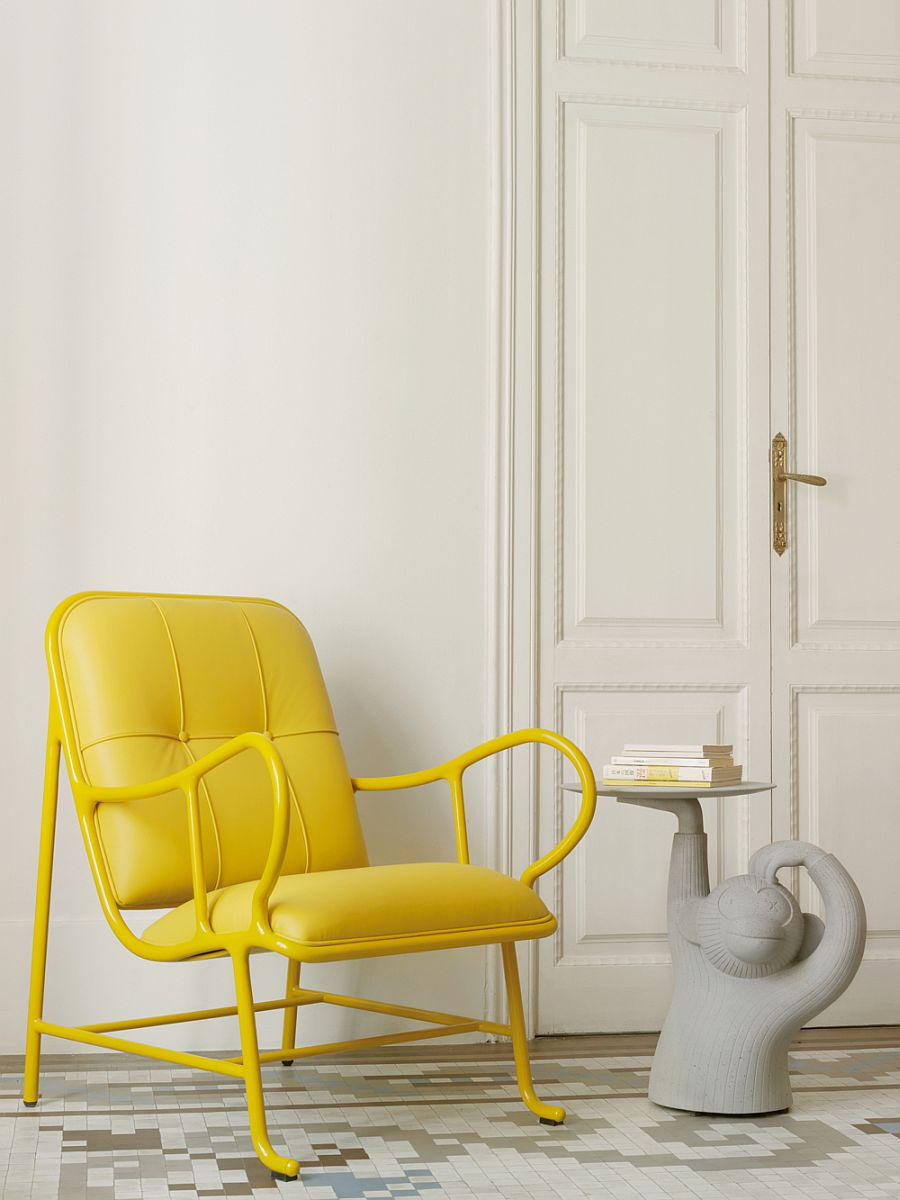 . @decoist @WalnutGrey Gardenias side chair and Monkey side table by Jaime Hayon @bdbarcelona http://t.co/dNiQBnr6z4 http://t.co/ExsYL5KPAD