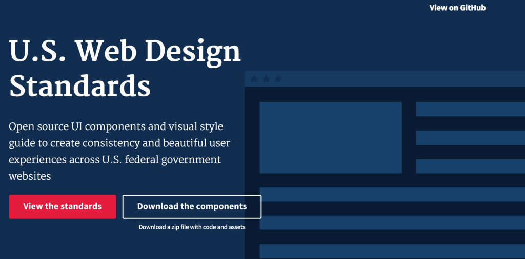 USDS publishes design standards for federal government websites http://t.co/GhYxMTRO2Z http://t.co/POGme143W6