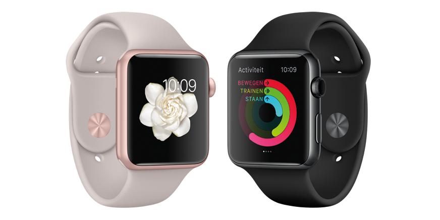 o Wij hebben de Apple Watch! Kijk voor meer informatie op: http://t.co/wx5Oud5OBm #applewatch http://t.co/0igQvKEaok
