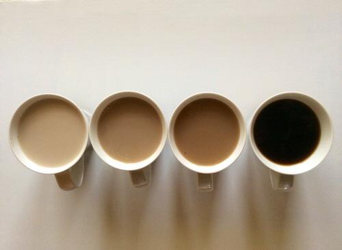50 shades of coffee. #happyhumpday http://t.co/efSu7e7bEy