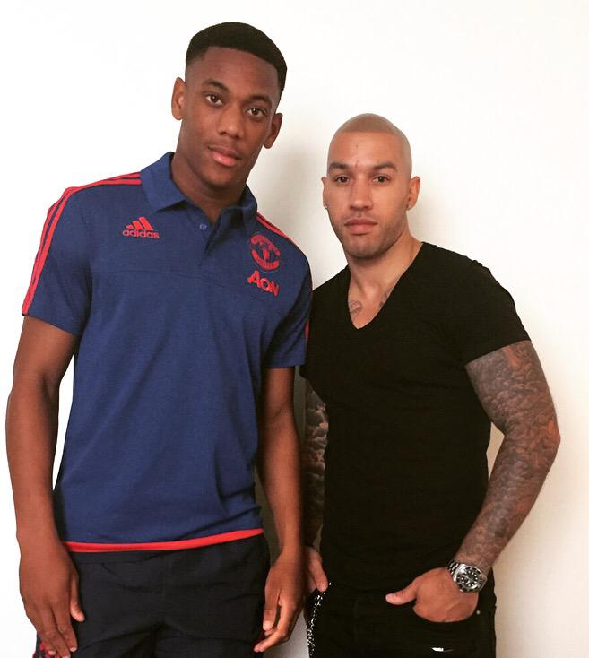 @AnthonyMartial sporting one of my designer cuts. #MUFC http://t.co/eUvfZWbB2x