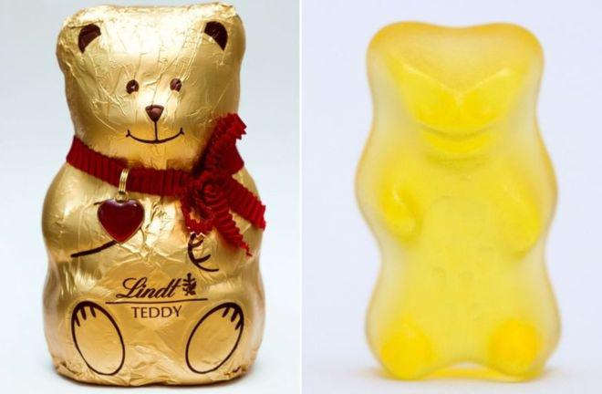 Lindt has beaten Haribo in a legal battle over its gold chocolate bear