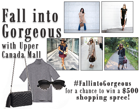 Follow us & RT to enter for our #FallintoGorgeous contest! Watch the stylish videos here: http://t.co/bq8S6cpNmb http://t.co/nOrbZjN3t0