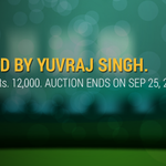 RT @MSMFORG: @TeamYuvi12 @YuvrajClub12 We're running a charity auction for underprivileged cancer patients. Pls RT & support. http://t.co/U…
