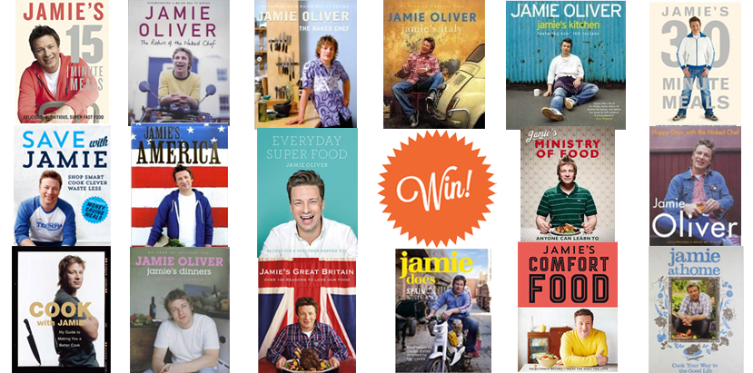 RT @TheHappyFoodie: Tweet us a pic of your @jamieoliver Super Food dish with #SFchallenge to win ALL these! T&C: http://t.co/plPgnqmZTz htt…