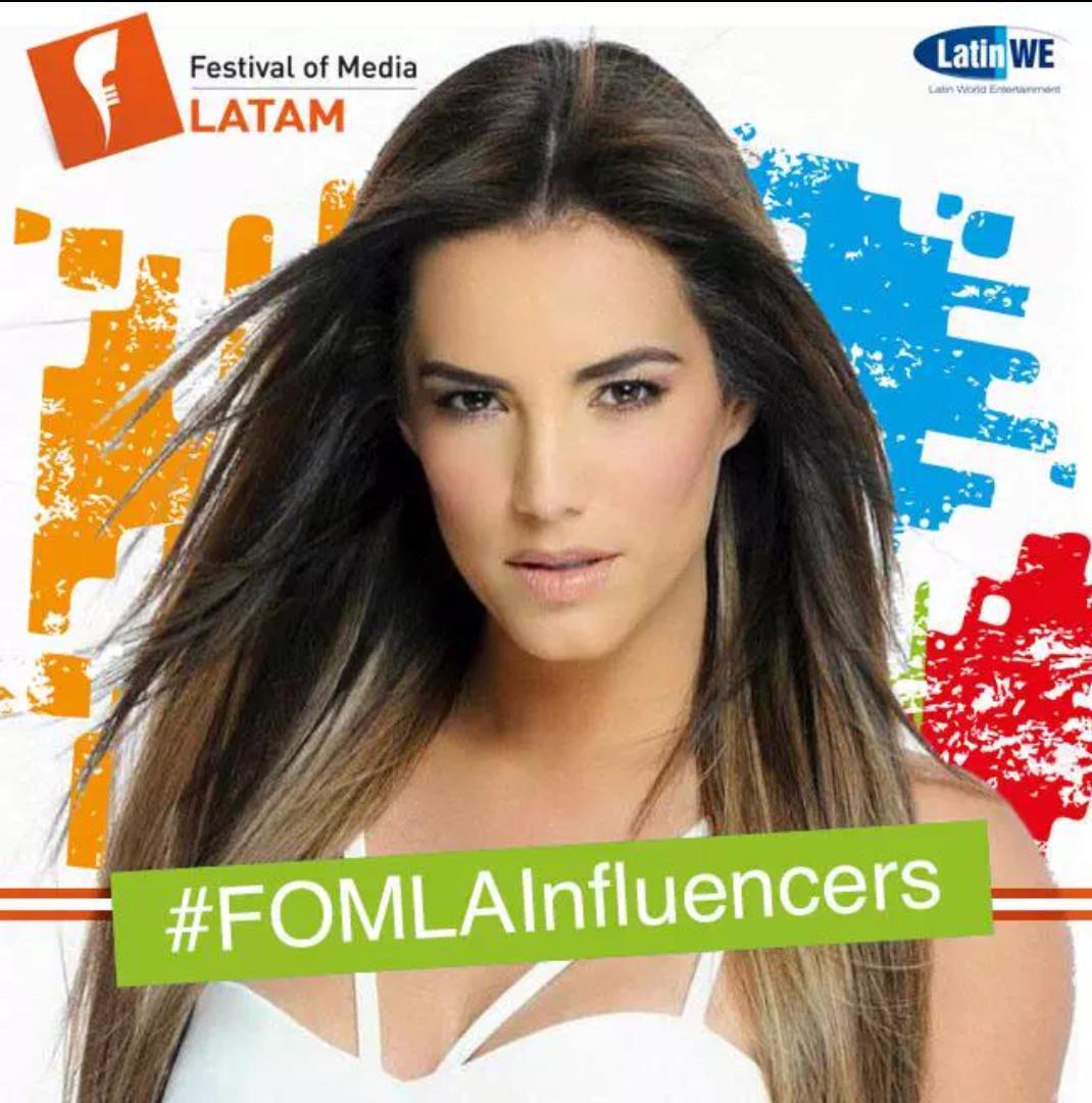 #TeamEspino Todos a usar el HT #FOMLAINFLUENCERS //Festival de Medios de Latinoamerica A apoyar a nuestra @gabyespino http://t.co/9wzDHMO6MQ
