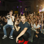 #AboutLastNight where memories were made at our @KalinAndMyles show- #NowSpinning http://t.co/XrdQAVyRVs. http://t.co/46CYVGDpTR