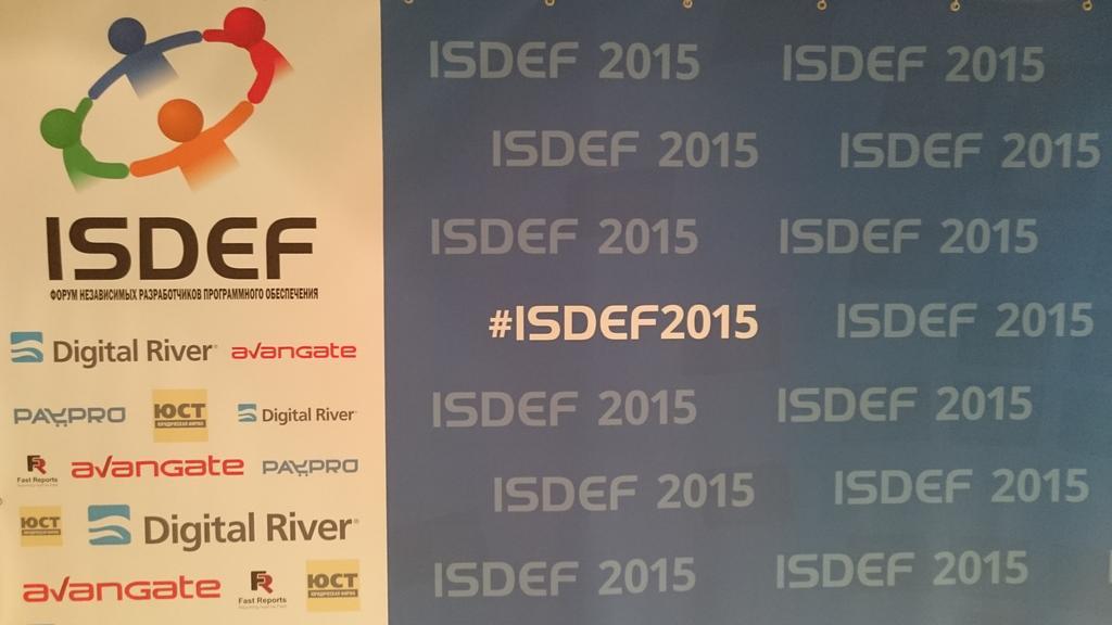 Впервые за 5 последних лет — правильная фотостена #ISDEF2015 @DigitalRiverInc @avangate @paypro_global @FastReports http://t.co/g5zMk0phYm