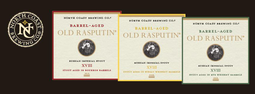 Barrel-Aged Old Rasputin Expressions RELEASED!  http://t.co/8vmM9e4FaT #oldrasputinrussianimperialstout http://t.co/2nNr3fzm7F