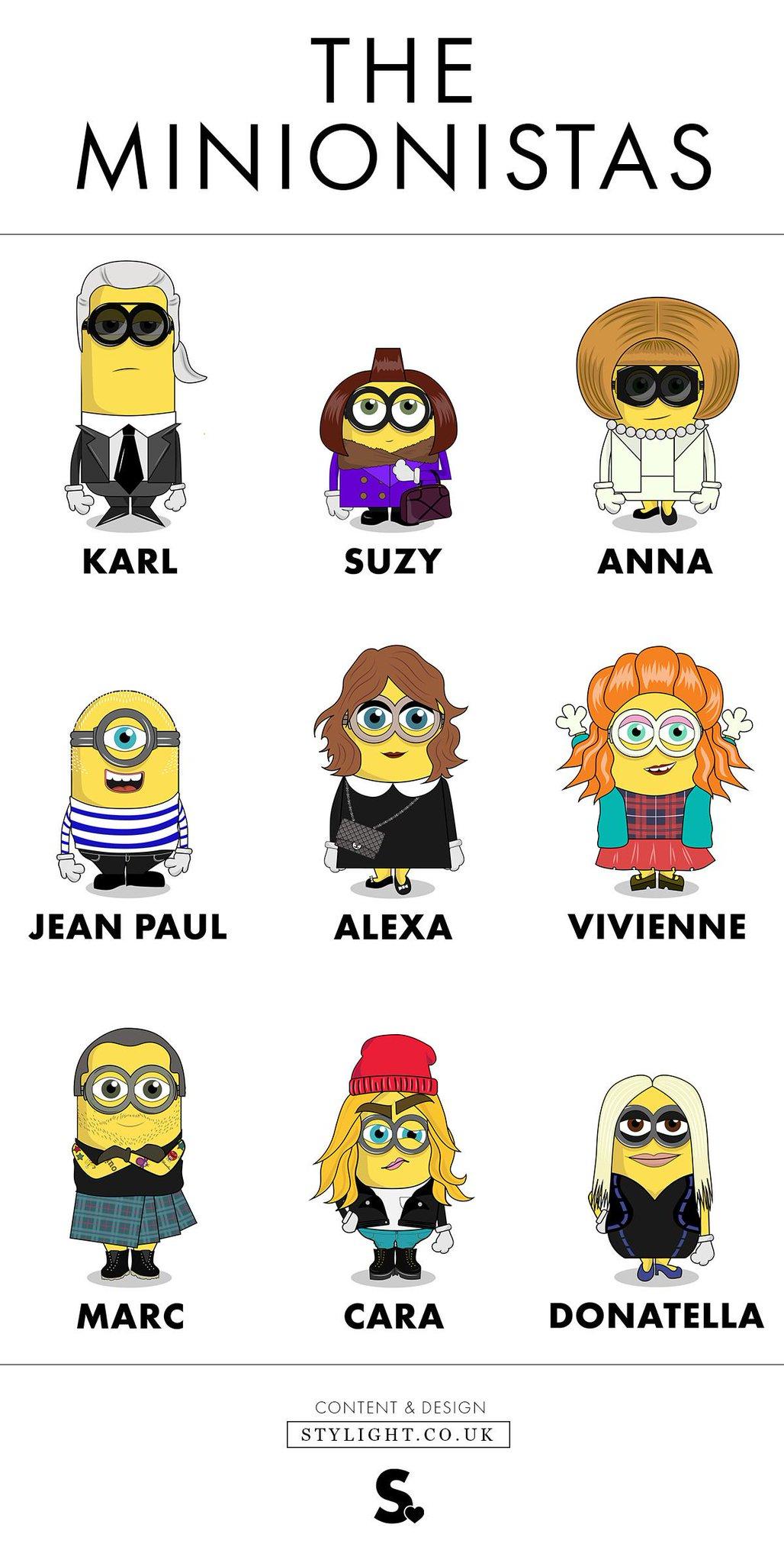(parentesi) ma i Minionistas? #Minions http://t.co/AWo5xorr3G