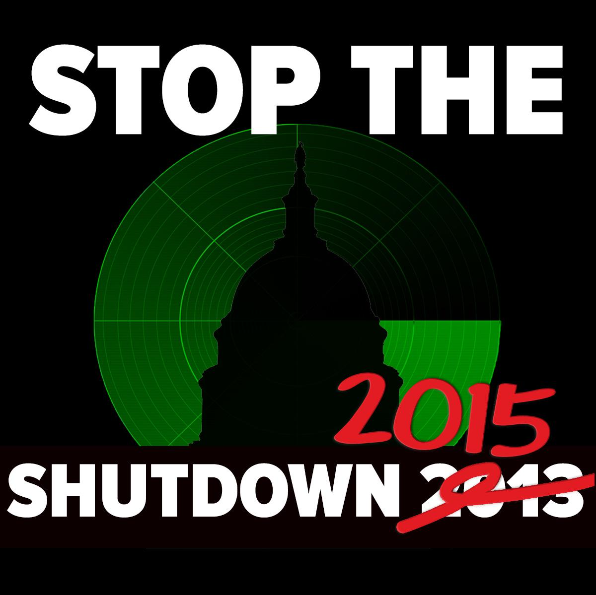 Retweet if you agree Congress should not let the government shut down, again. #StopTheShutdown #WeAreAllEssential http://t.co/D8ohmWzJU2