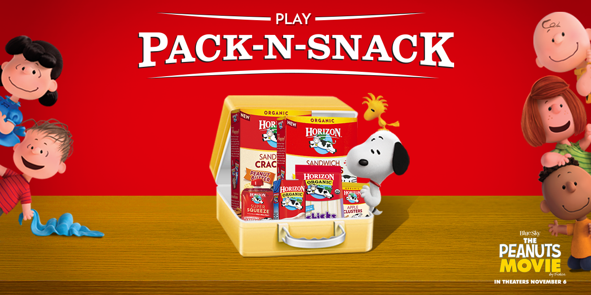 Packing lunch has never been this fun! How many can you pack for The @PeanutsMovie gang? http://t.co/qhPzcx223U http://t.co/u8U1AwMyWU