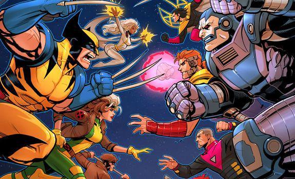 X-MEN '92 Returns As Ongoing Series In 2016 https://t.co/07wbVMgDsu http://t.co/IvhdPdkwNN