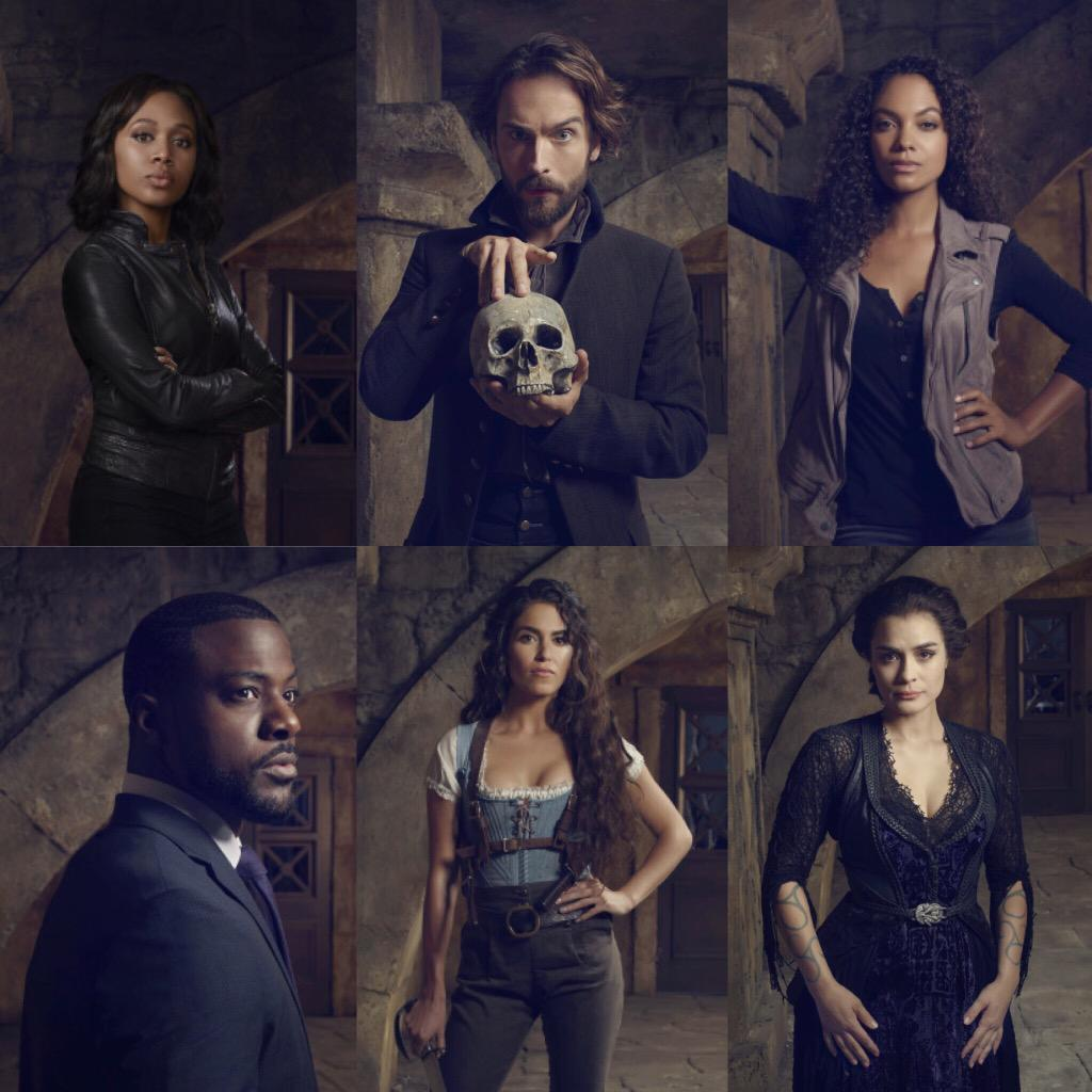 Brand new #sleepyhollow cast pics!! http://t.co/kxjaGlGkL7