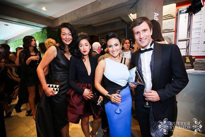 Love! @ManaMansour @chrisflak RT @ButterStudios: @JackieKaiEllis @crystal_kwon looking amazing at #nordstromvan gala! http://t.co/9Bs5247gig