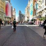 La Gran Vía sin coches https://t.co/MOr8gN3Gzq #Salud #Ebike #sostenibilidad #UrbanMóvil #Madrid #beHappy https://t.co/jHoGWKJGiL