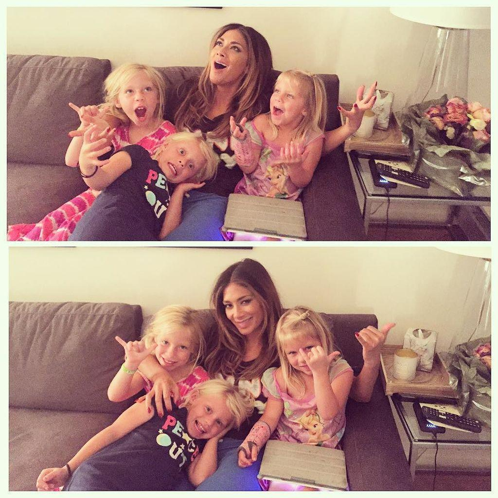 Look who just arrived in #NYC!!! My 3 favorite little humans!!! #niecesrule Can't wait for… http://t.co/mCRJbTbEbE http://t.co/qUK6BZpS0x