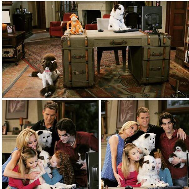 Tonight at 8: #DWAB #SeriesFinale. So much love to the fans out there! It's been a great 3 seasons! http://t.co/tVE3SZksJC