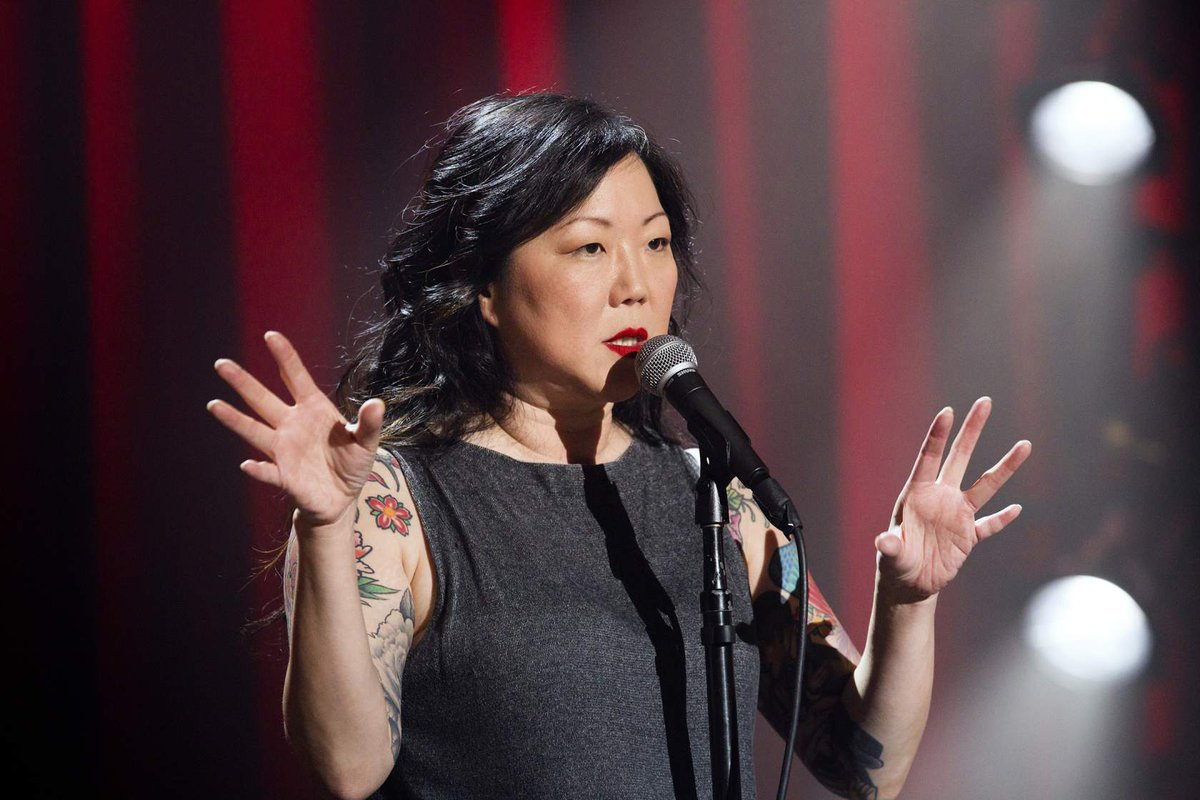 Did you guys catch @margaretcho 's @Showtime special yesterday? We LOVED her @TIME interview  http://t.co/Y7UOzai6Ce http://t.co/kpcEVvLGOY