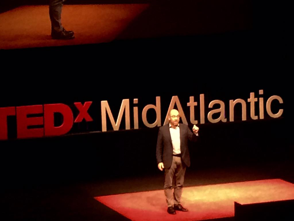 """Too often great teachers are constrained by the classroom."" — Lord @jimpknight speaking now #TEDxMid http://t.co/kXbf55KVxc"