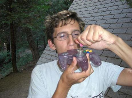 You haven't lived until you've smoked weed out of an N64 controller http://t.co/dPRM0oKQ5u