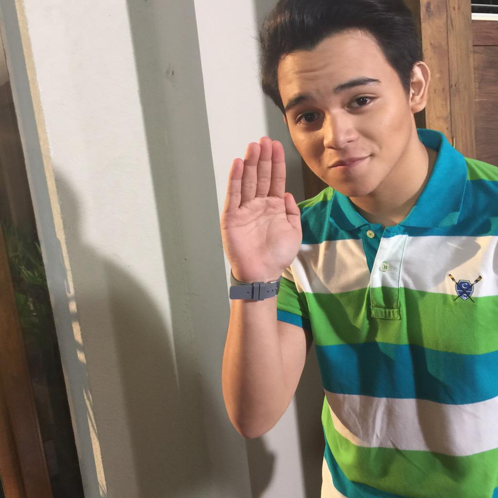 Part 2 of The Cast doing the Pabebe Wave! #ALDubEBforLOVE http://t.co/zeBIm8wA3O