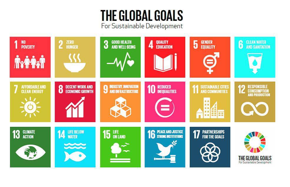 """Foram lançadas hoje na ONU as novas """"Metas Globais"""" de desenvolvimento sustentável, a serem alcançadas pelo mundo… http://t.co/vGFXn5zl2s"""