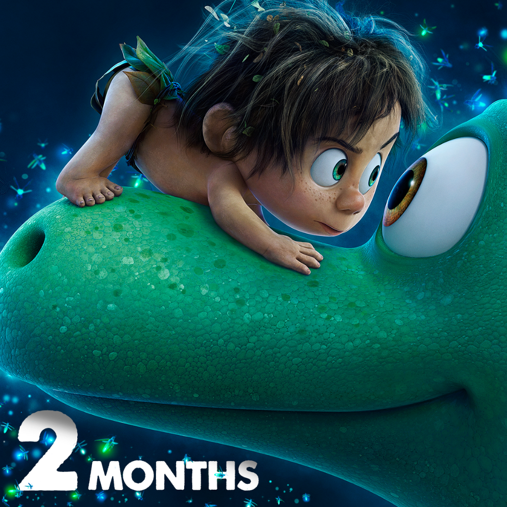 Keep an eye out for our next adventure. @TheGoodDinosaur is in theatres November 25. #GoodDino http://t.co/33WhkYTwVW