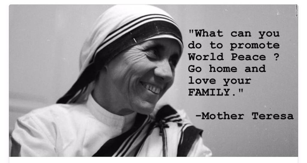 What Can You Do To Promote Motherteresa 60millionmiler Quote Inspiration Quotes On Peace And Love