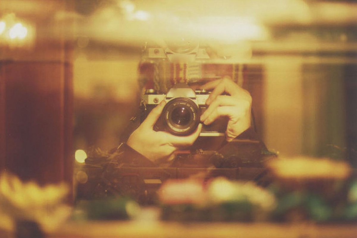 RT @hitRECord  Take a self-portrait for this week's #LensProject challenge -- http://t.co/Q0uoz0fibQ http://t.co/ziVuCf8cum
