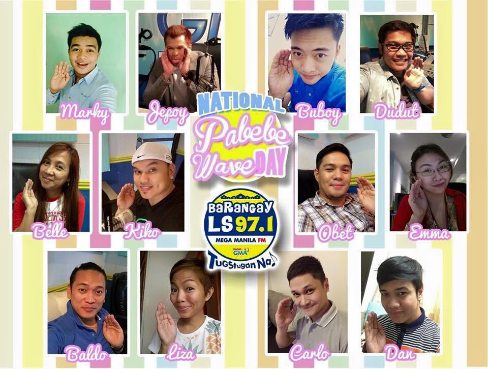 LOOK! @BarangayLSFM ❤️  patingin naman ng sa inyo