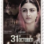 Check out Soha Ali Khan's first look in #31stOctober. http://t.co/630lwe2br4