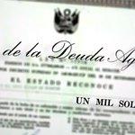 Perú podrá ser demandado por pago de bonos de la reforma agraria ► http://t.co/Gk5WV30Sz4 http://t.co/YAfUWJPuwU