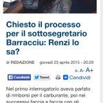 @VirusRai2 il #PD non aveva nessun diritto di chiedere le dimissioni a #Marino ,dovrebbe farlo anche con @Barracciu http://t.co/ODcyYcoeim