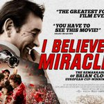 Preparations underway for #nffc film I Believe in Miracles premiere on Sunday http://t.co/nV4v86HOmS http://t.co/ty3DicX5rS