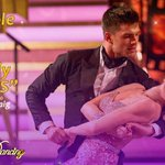 Some Like it Fox-trot & @Helen_George & @AljazSkorjanec certainly delivered with their foxy routine! #Strictly http://t.co/ZjykYt5y2t