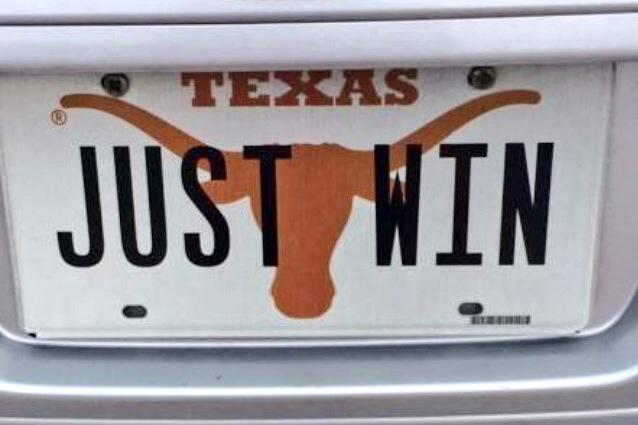 Just in case you see me Rollin' there's no doubt where my loyalty is!!!! #HookEm