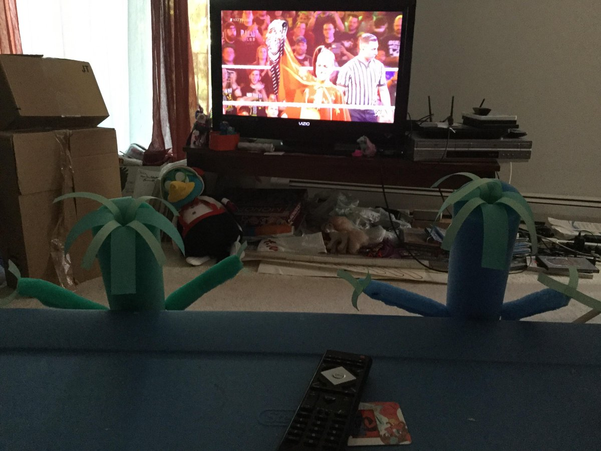 Finally getting around to watching the Iron Man match from #NXTTakeOver @itsBayleyWWE @SashaBanksWWE got my guys! http://t.co/h4trLA7cId