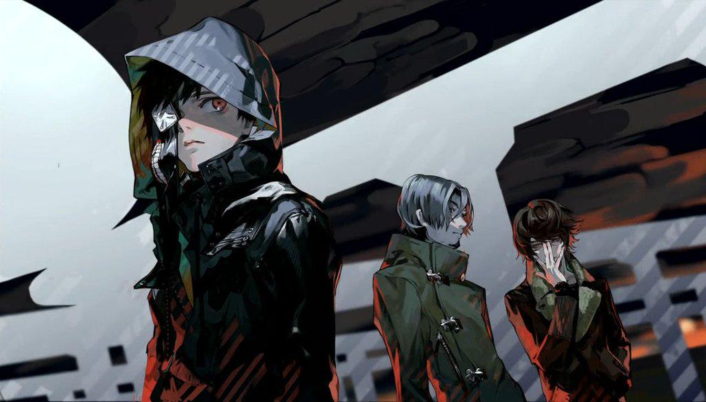 Tokyo Ghoul by Dragons119 http://t.co/k19drJIaf1