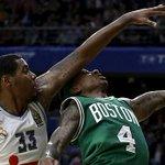 Boston se disfraza de Celtics y se da un festín en Madrid http://t.co/WVIg0ujtNn #NBAMadrid http://t.co/ryEkAzoQYN