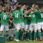 Congratulations to Northern Ireland, who have qualified for their first major tournament since 1986! http://t.co/NaLyQlXl69