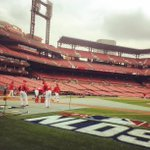 Matheny announced his NLDS roster following todays workout: http://t.co/gBLTolMjSy #12inSTL http://t.co/scY7XtMnNz