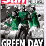 Heres an early peek at a very proud, very special Northern Ireland #frontpage for The Sun #GAWA http://t.co/h5YWs5jSCD