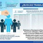 ¿Buscas empleo? Esta información te puede interesar. #NuevoLaredo #LaCiudadDelCambio #Tamaulipas http://t.co/Tt4upc5WUL