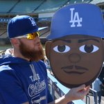 The @Dodgers and their emojis. So wonderful. #Postseason http://t.co/EcOGtHmMrH