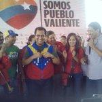 #Barinas Somos Alegría Somos Mayoría Somos la gente de Hugo Chavez Frias. @NicolasMaduro #ConMaduroGobiernaElPueblo http://t.co/upjMPgc9OS