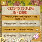Hoje também é dia de programação especial em clima de Círio de Nazaré. Vem curtir por aqui! http://t.co/9UIO1nFIic